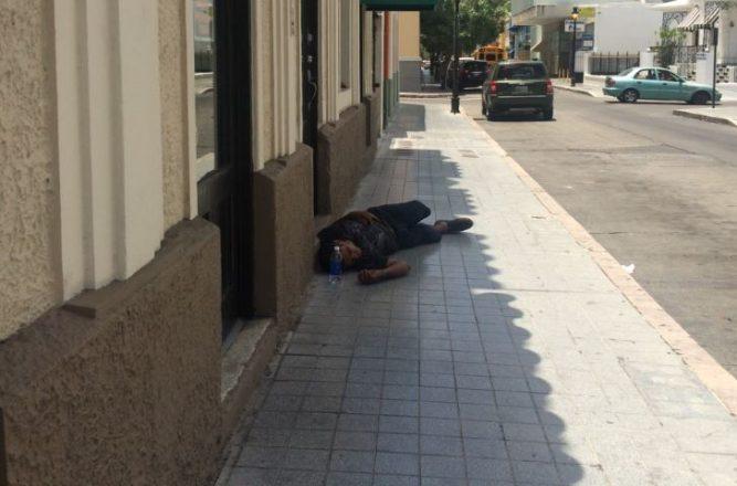 Aumenta la cantidad de personas sin hogar en Puerto Rico