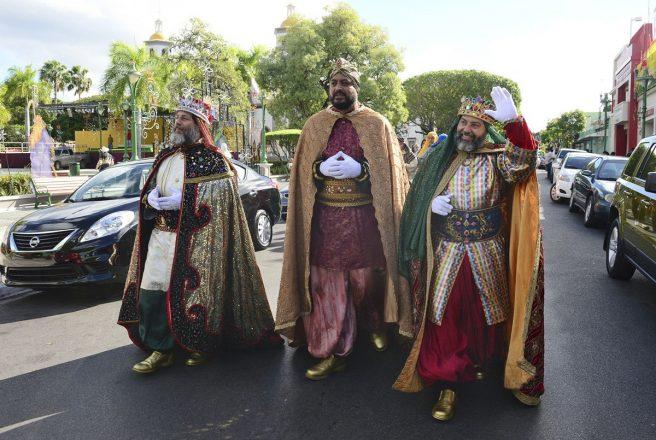 La sencilla forma en que mantendrá viva la tradición de los Reyes de Juana Díaz
