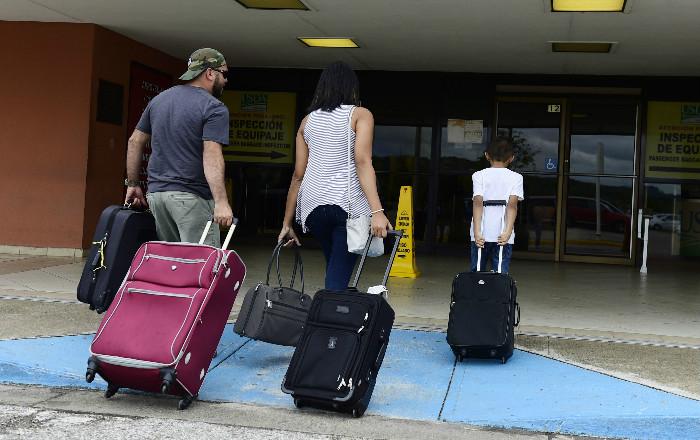 77,000 personas migraron de Puerto Rico en 2017