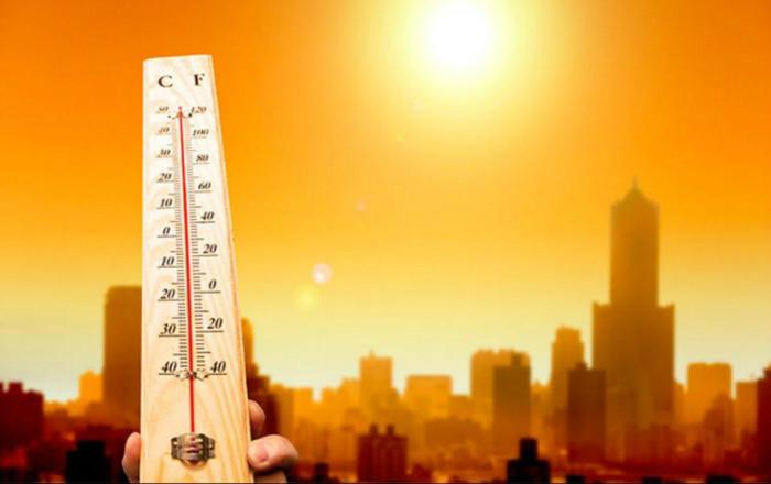 Altas temperaturas para hoy según el SNM