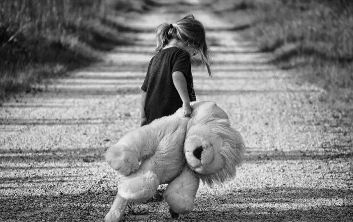 Alegado intento suicida de una niña de 5 años