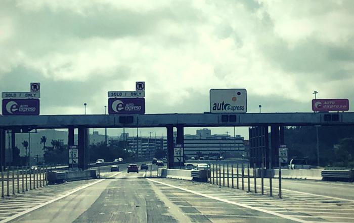 DTOP reinicia multas por violaciones al AutoExpreso