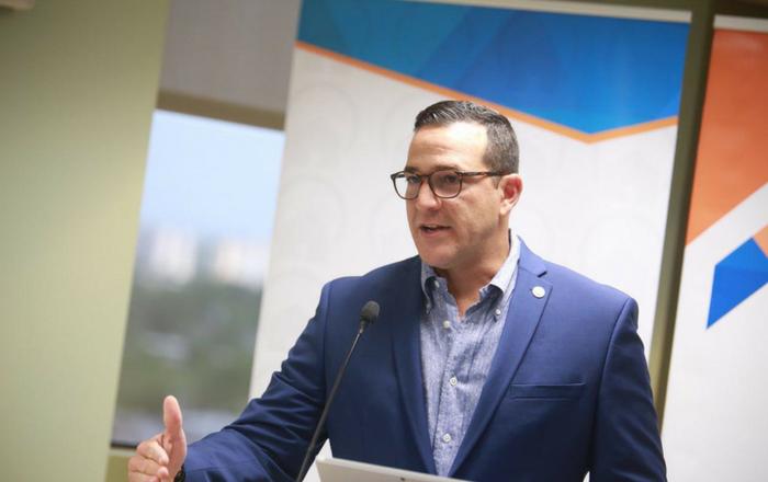 Secretario DV anuncia millonario programa para la recuperación municipal