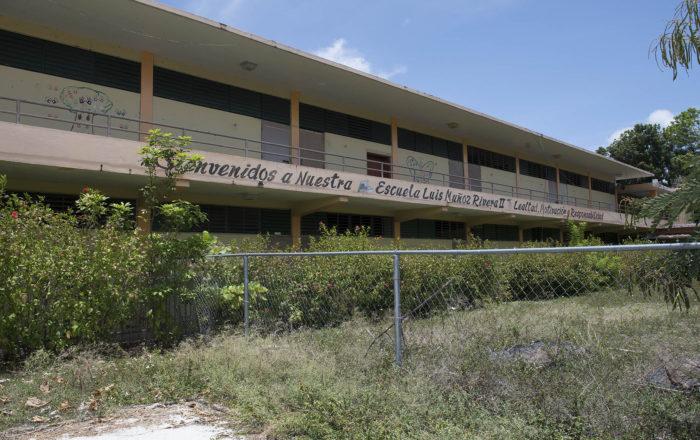 Educación evalúa reabrir escuelas en desuso si pasan inspección