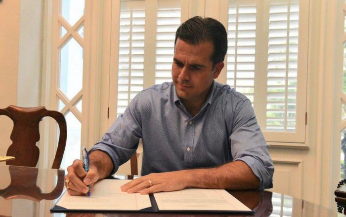 Apelaciones da paso a certificación de Ricardo Rosselló como cabildero