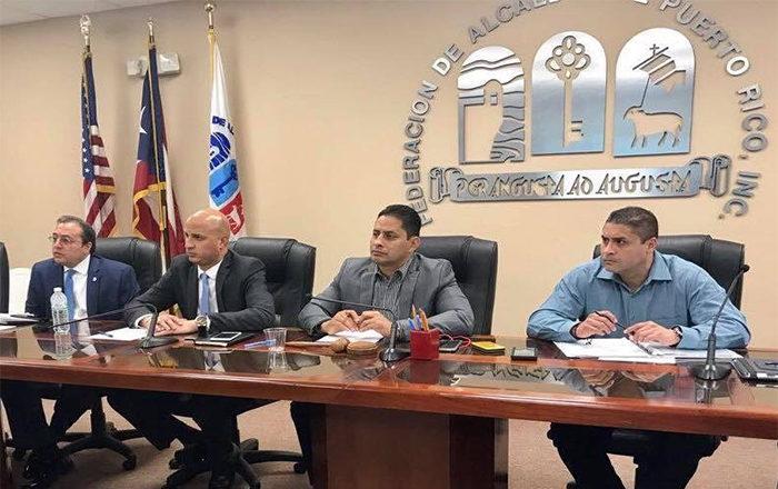 Alcaldes penepés avalan proyecto de Código Municipal