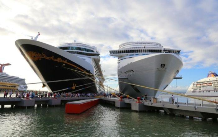 Vaticinan desastre económico con salida de cuatro líneas de cruceros