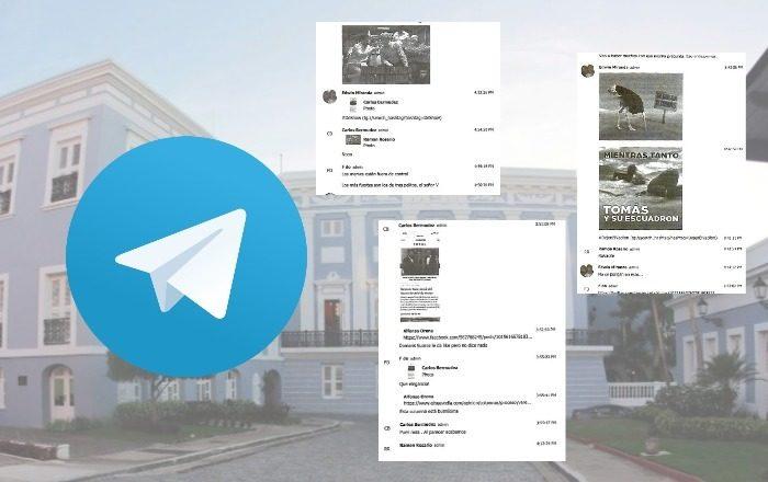 Libres de culpa los integrantes del Chat de Telegram