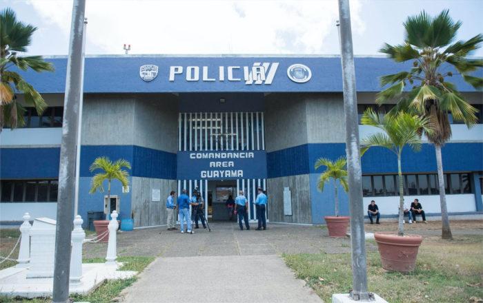 Comandancia del Área de Guayama Policía