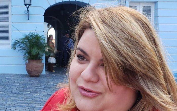 """Jenniffer González: """"No hay vacante para la gobernación"""""""