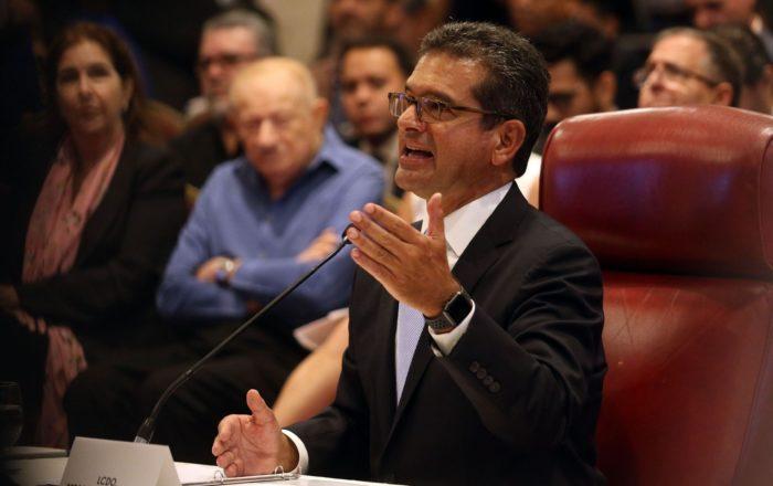 Mensaje de la estadidad predomina en radicación de candidatura de Pierluisi y González