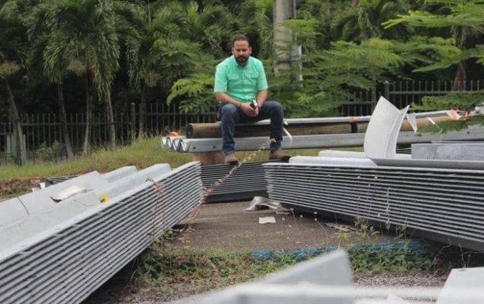 Villalba espera por FEMA para instalar puente
