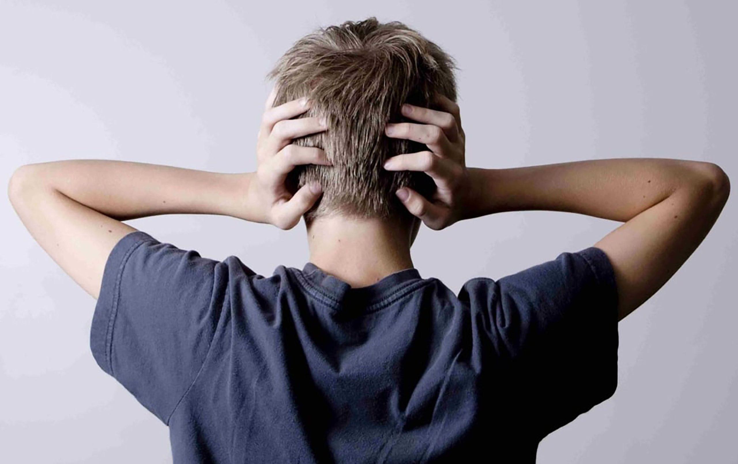 Trastorno sensorial: niños con problemas de conducta