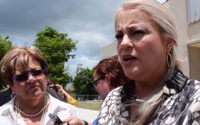 Gobernadora niega participó en una recaudación de fondos el domingo