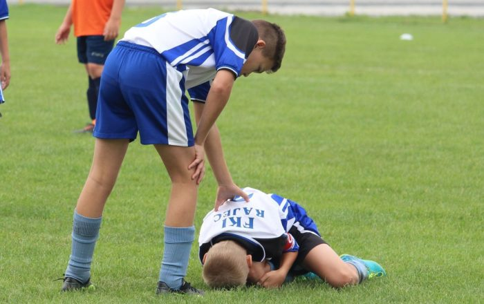 Artritis idiopática juvenil ataca a los pequeños