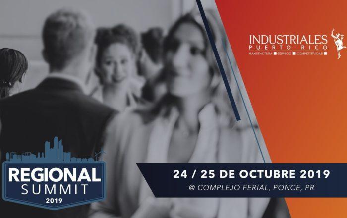 Ponce será la sede de Regional Summit 2019