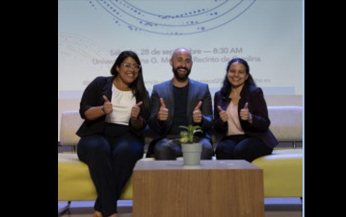 Estudiante de Medicina gana premio por mejor proyecto de investigación nacional