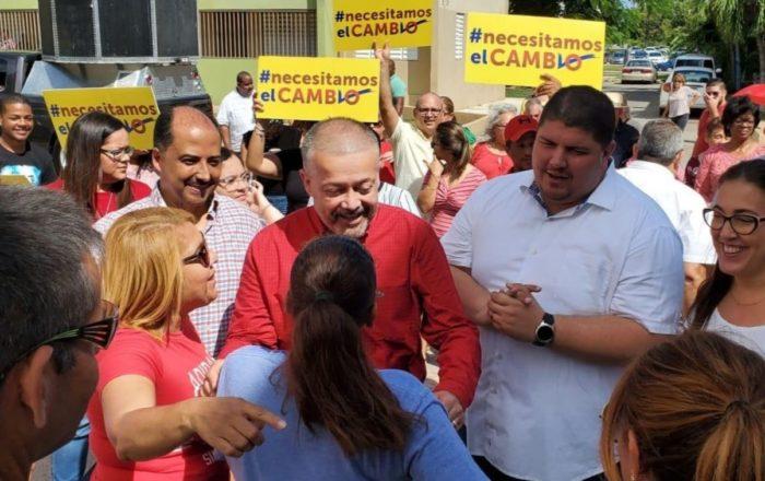 PPD rumbo a primaria por la alcaldía de Ponce