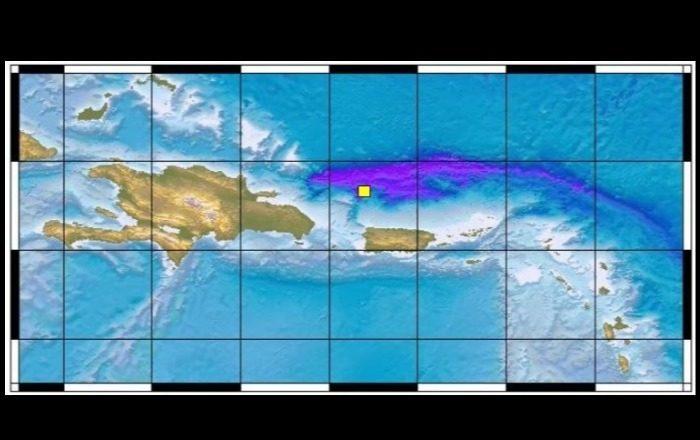 Tiembla la 'Trinchera de Puerto Rico'