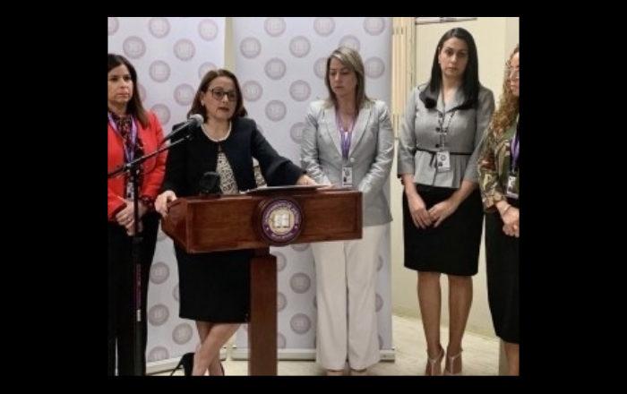 Cuatro acusados de delitos sexuales en Ponce