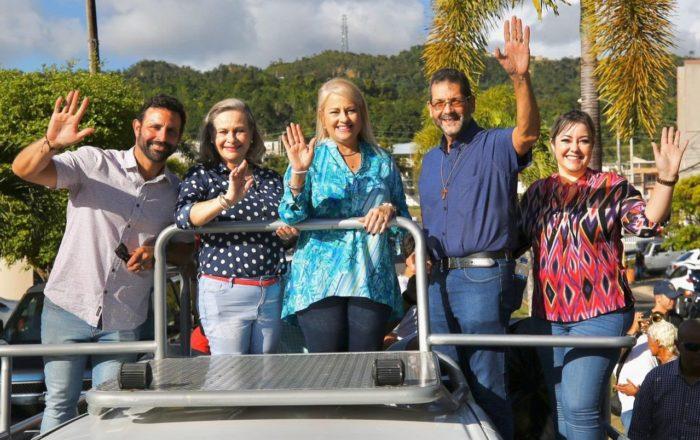 Vázquez Garced anuncia cambios en campaña política