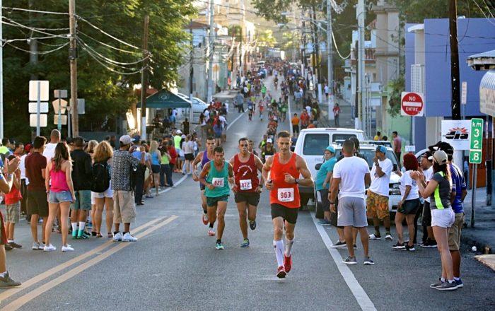 Todo listo para el Medio  Maratón San Blas