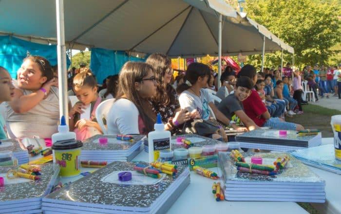 Peñuelas convierte parque pasivo en escuela