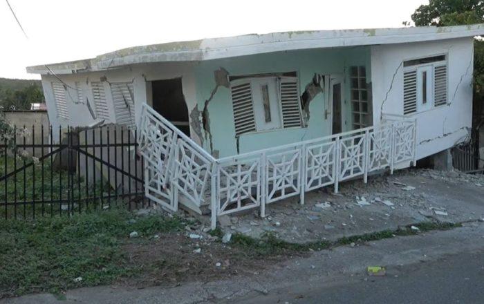 700 casas han colapsado en el suroeste por los terremotos