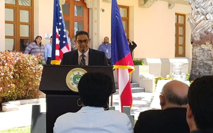 Designan a Osvaldo Soto como secretario de asuntos públicos de La Fortaleza