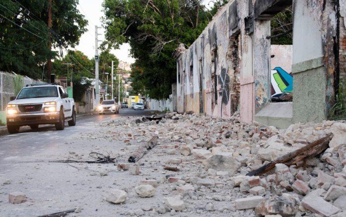 Alcalde de Orocovis denuncia inacción del gobierno en emergencia por sismos