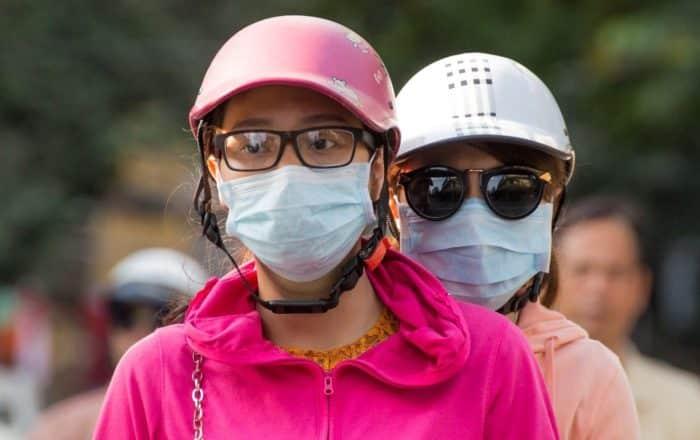 Vigilantes antes el coronavirus