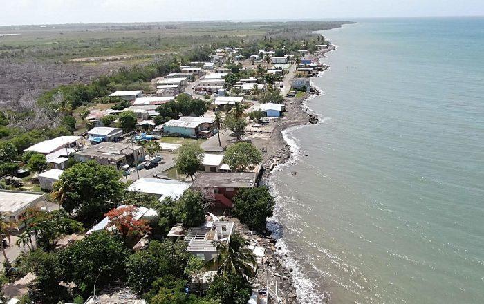 El cambio climático amenaza a las comunidades costeras