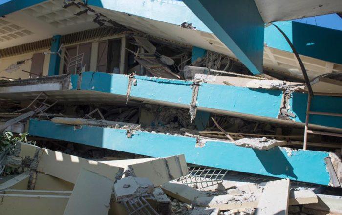 Senado investigará capacidad de las escuelas para resistir terremotos