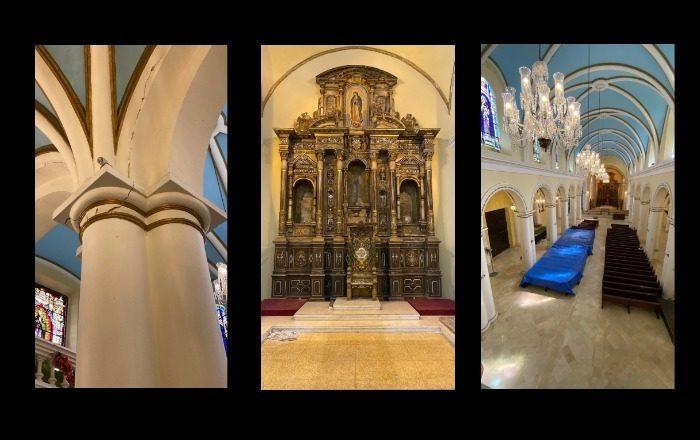 Cerrada y bajo evaluación la Catedral de Ponce