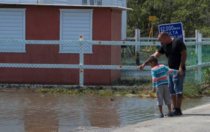 Terremoto de emociones en comunidad El Faro
