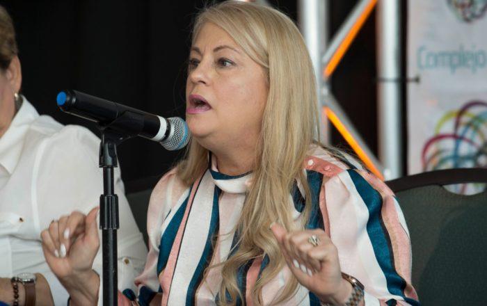 Gobernadora defiende a secretaria de Justicia designada y Rivera Schatz exige su renuncia