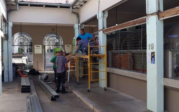 Comerciantes regresan a Plaza Juan Ponce de León