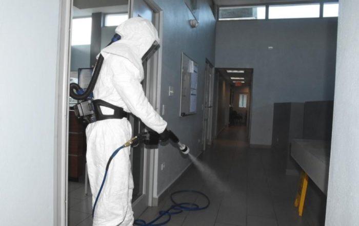 ASES cierra para desinfección de oficina por caso de COVID-19