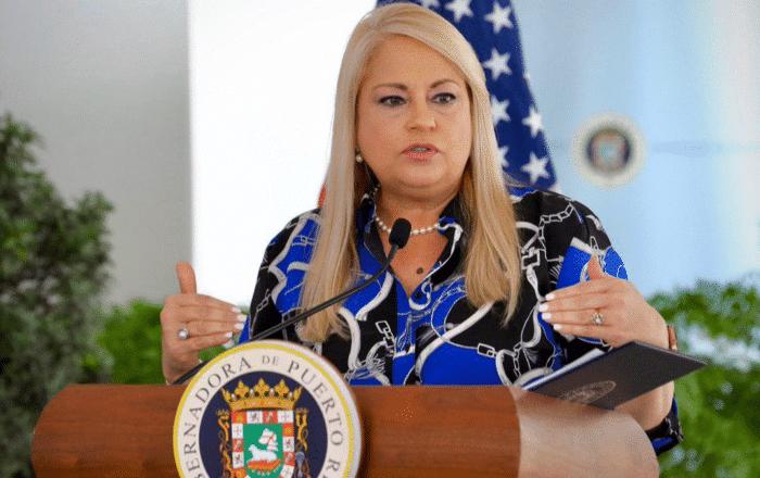 Gobernadora acepta renuncia de secretaria de Justicia interina
