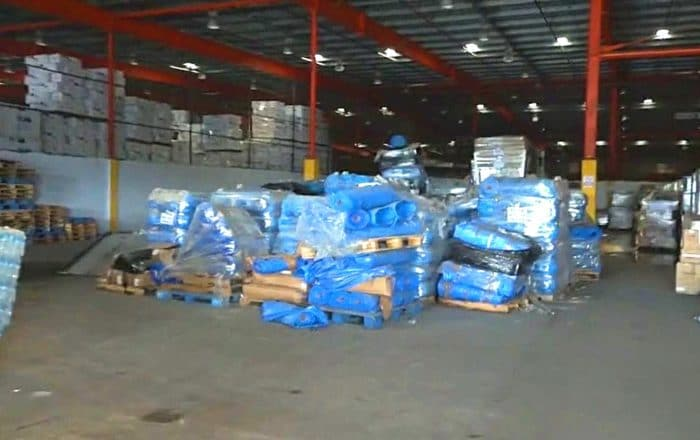 FEI deja en manos de Ética el caso del almacén de suministros de Ponce