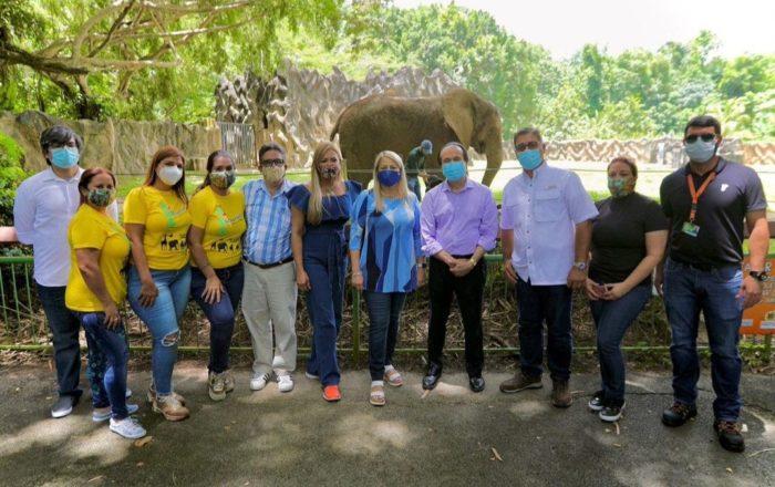 Aseguran que animales del Zoológico de Mayagüez están en buen estado