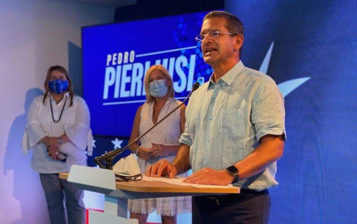 Las figuras al frente y tras bastidores en el equipo político de Pierluisi