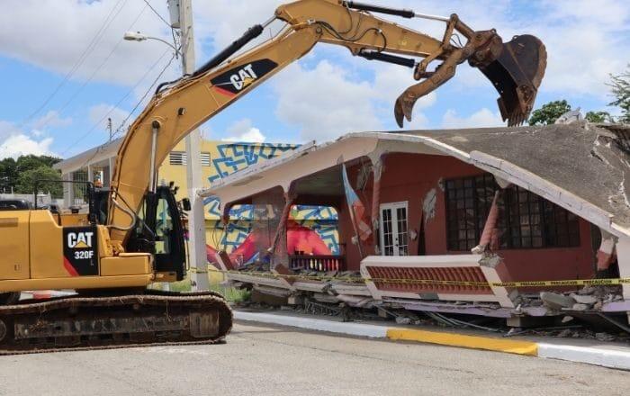 Candidato a alcaldía de Guánica pide estatus de reconstrucción del Sur