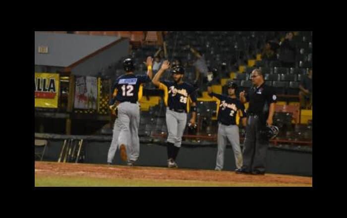 Tiburones de Aguadilla retiran participación de la temporada del béisbol profesionales
