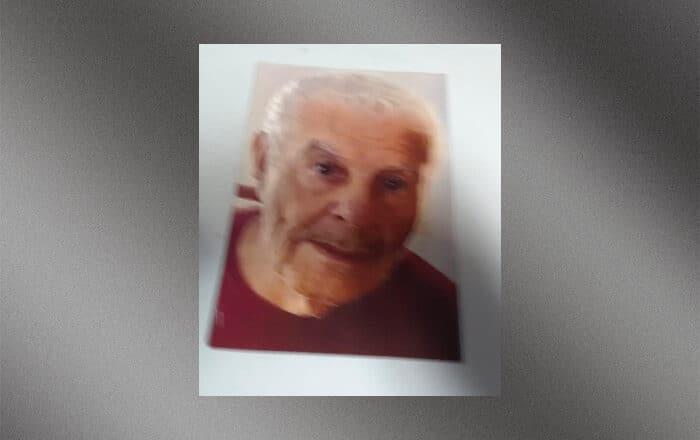 Desaparecido un hombre con demencia senil y COVID-19