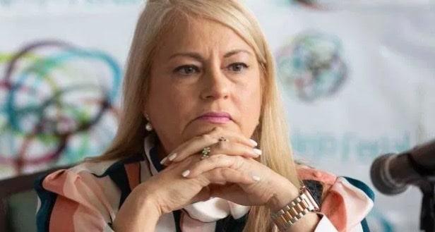 Dolida e indignada la gobernadora Wanda Vázquez Garced con las nominaciones colgadas por el Senado