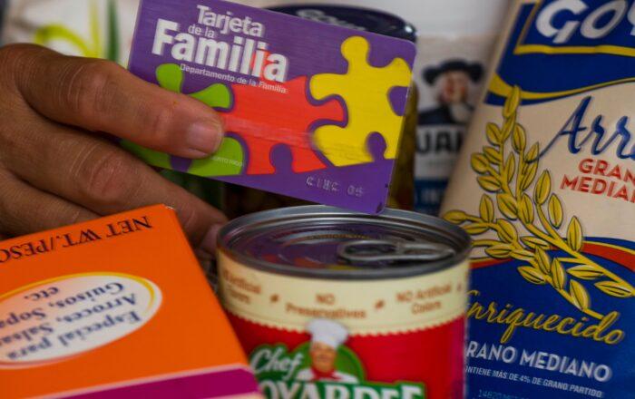 Familia desembolsa $176 millones de asistencia alimentaria