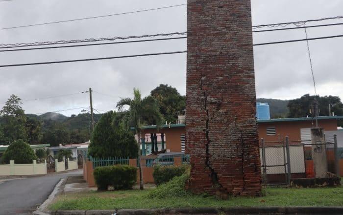 Incierto el futuro de chimenea en Peñuelas