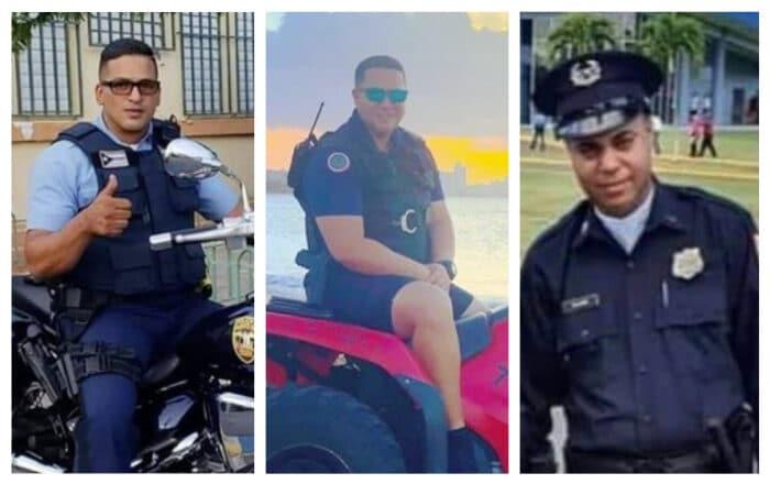 Ascienden al rango de sargento a los policías asesinados