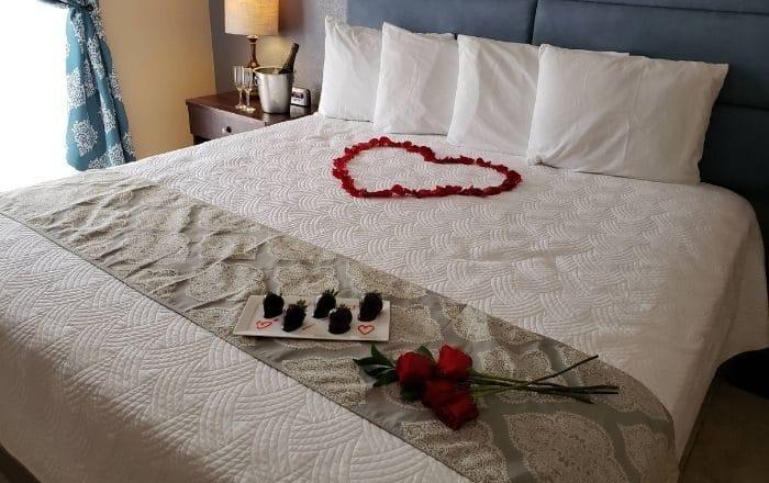 Paradores presentan ofertas para el Día de los Enamorados